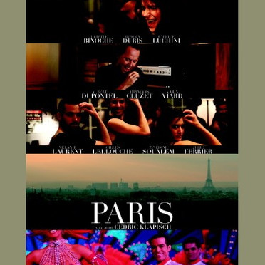 Affiche paris-de-cedric-klapisch